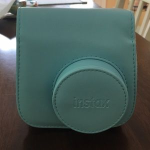 Instax (Fujifilm) Blue Camera Case